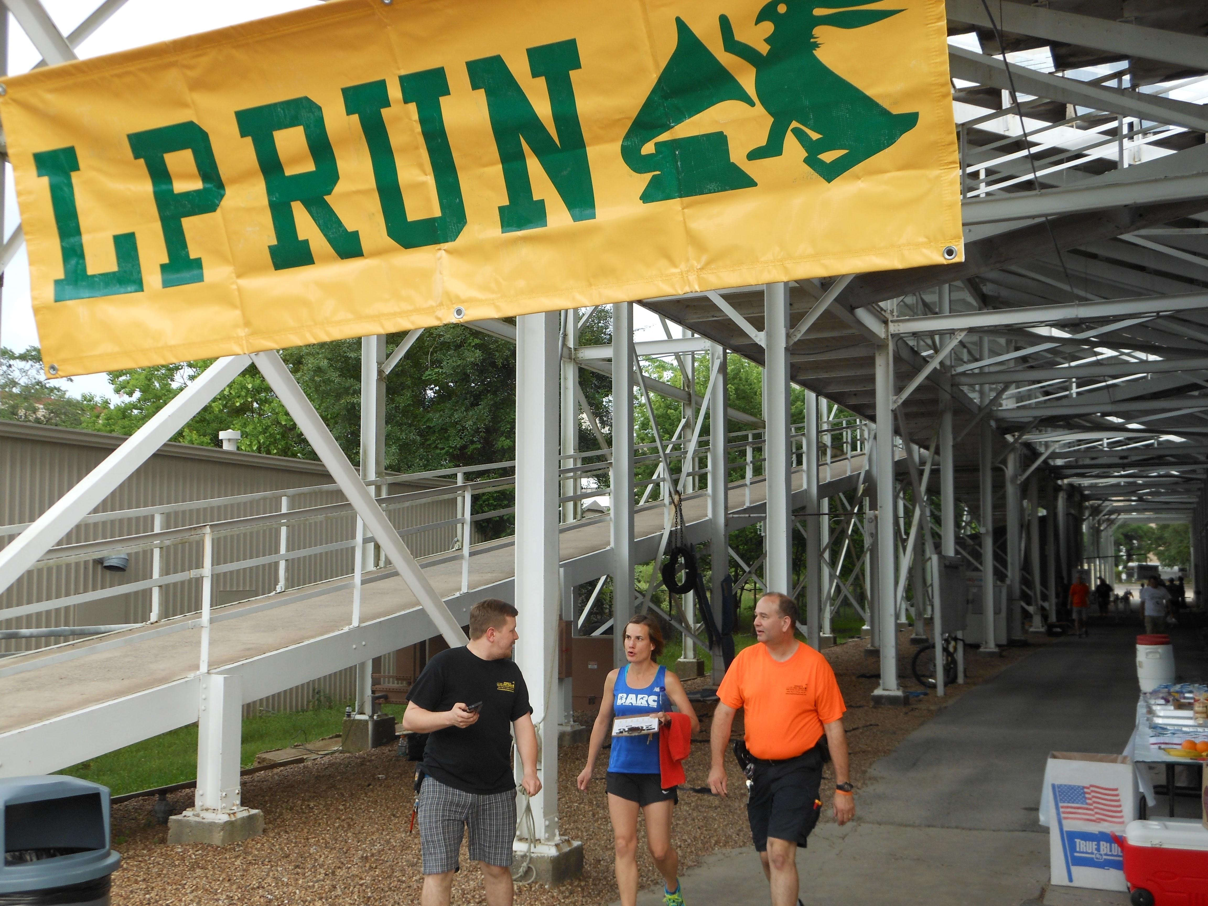 LP Run Banner