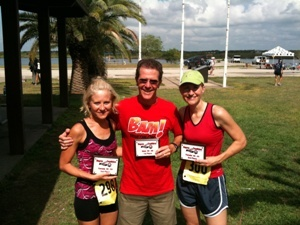 Team Ben Harvie at Bayou Duathlon